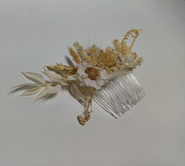droogbloemenkam - naturel